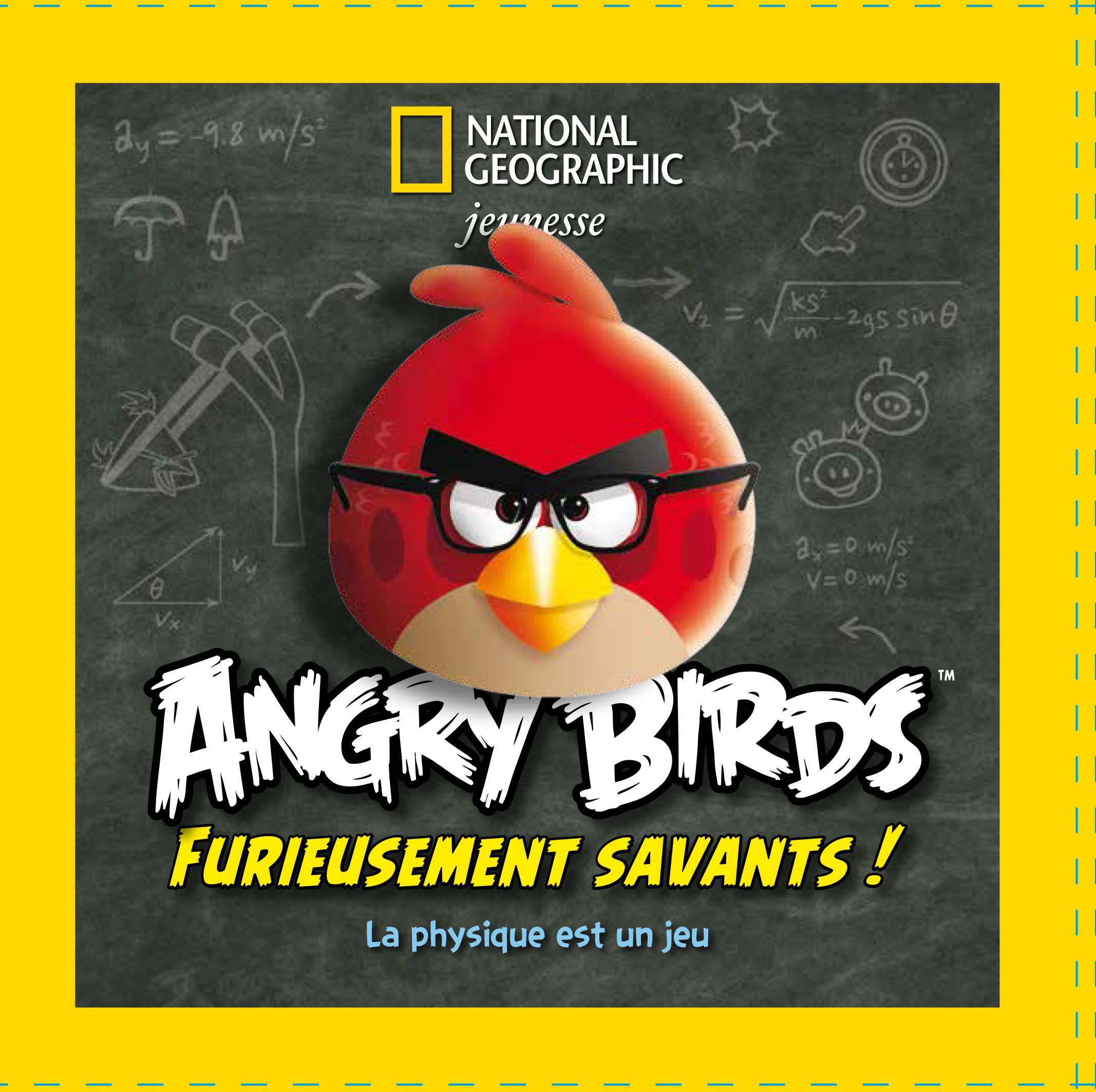 Angry Birds furieusement savants